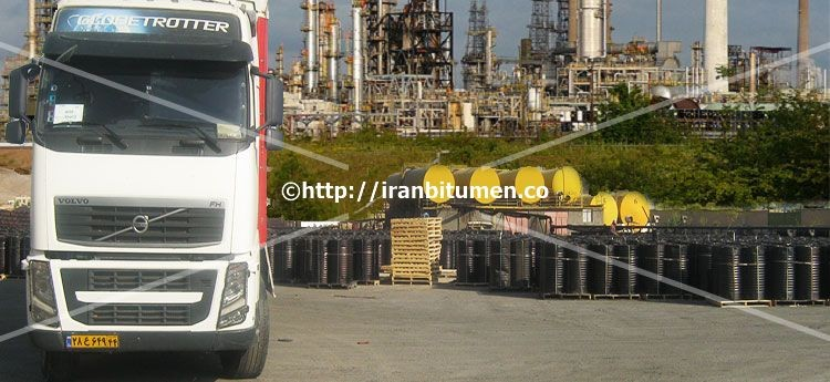 Iran-Bitumen-Marketing
