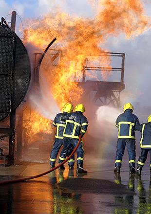 انجمن پیشگیری از آتش سوزی