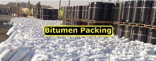 Bitumen Packing