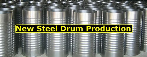 New Steel Drum Production