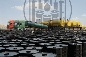 Bitumen Packing in New Steel Drum(barrel) (1)