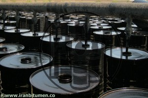 Bitumen Packing in New Steel Drum(barrel) (9)